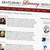 WordPress Development Case Study: Brattleboro Literary Festival
